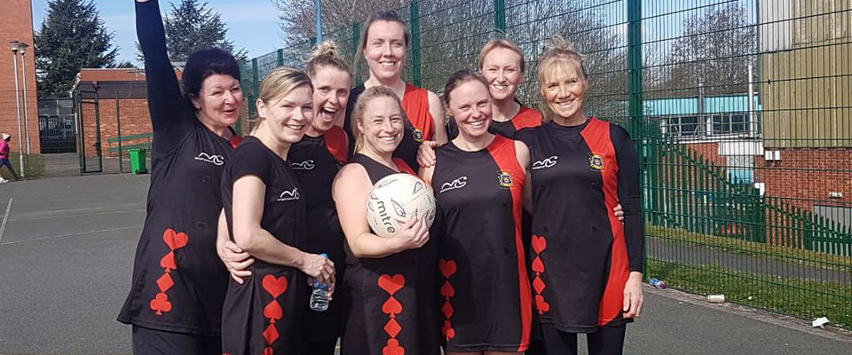 Alcester netball team image 3