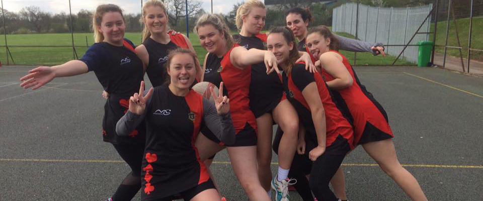 Alcester netball team image 4